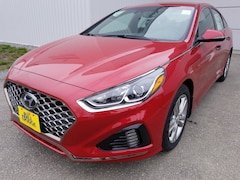 New  2019 Hyundai Sonata Sport Sedan for sale or lease in Brunswick, ME