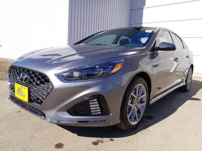 New 2019 Hyundai Sonata Limited 2.0T Sedan for sale or lease in Brunswick, ME