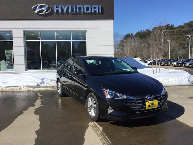 New 2019 Hyundai Elantra Value Edition w/SULEV Sedan for sale or lease in Brunswick, ME