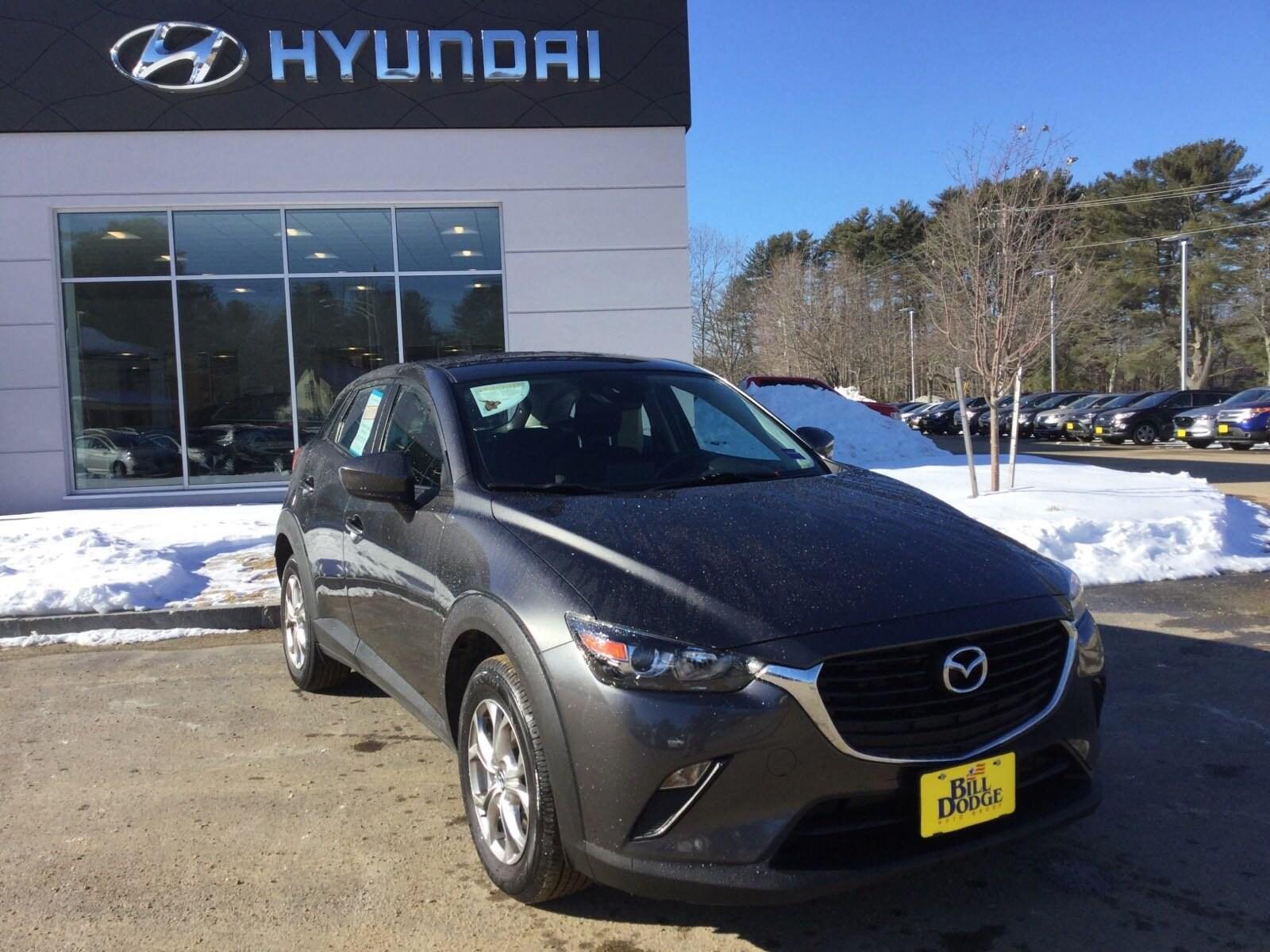 2018 Mazda Mazda CX-3