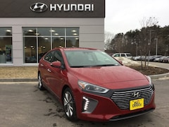 New 2019 Hyundai Ioniq Hybrid Limited Hatchback for sale or lease in Brunswick, ME