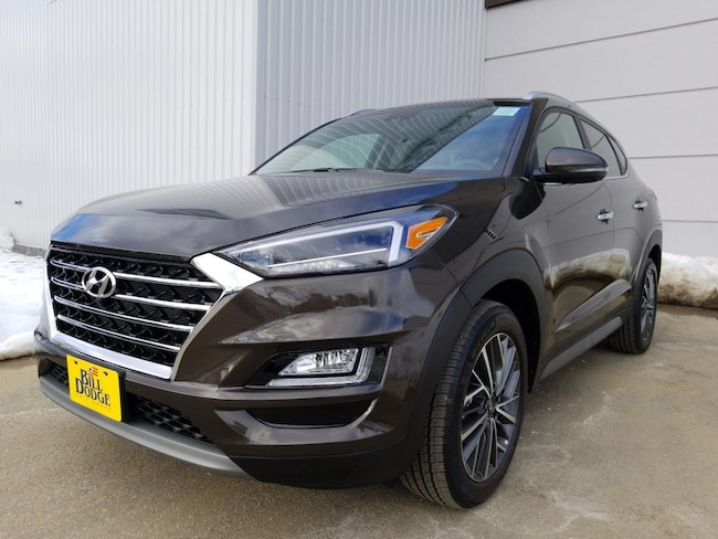 New 2019 Hyundai Tucson Limited SUV for sale or lease in Brunswick, ME