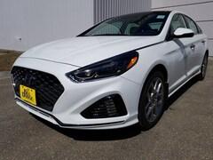 New 2019 Hyundai Sonata Limited 2.0T Sedan for sale or lease in Brunswick, ME
