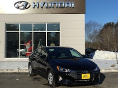 New  2019 Hyundai Elantra SE Sedan for sale or lease in Brunswick, ME