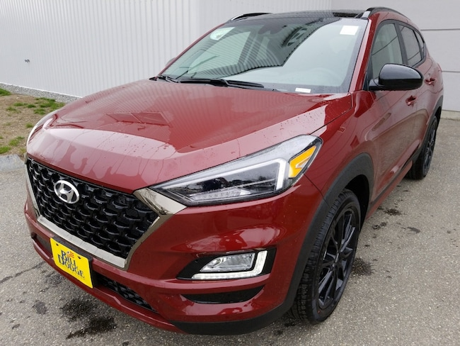 New 2019 Hyundai Tucson SUV for sale or lease in Brunswick, ME