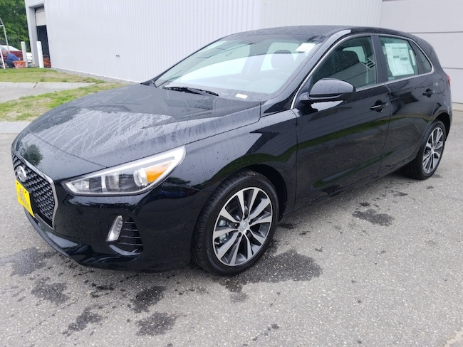 New 2019 Hyundai Elantra GT Hatchback for sale or lease in Brunswick, ME