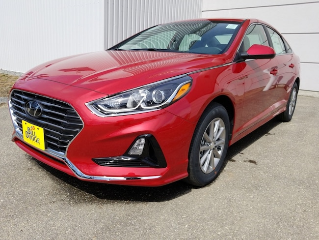 New 2019 Hyundai Sonata SE Sedan for sale or lease in Brunswick, ME
