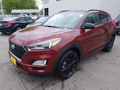 New 2019 Hyundai Tucson Night w/ULEV SUV for sale or lease in Brunswick, ME