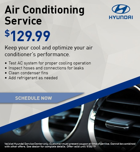 Air Conditioning Service - $129.99