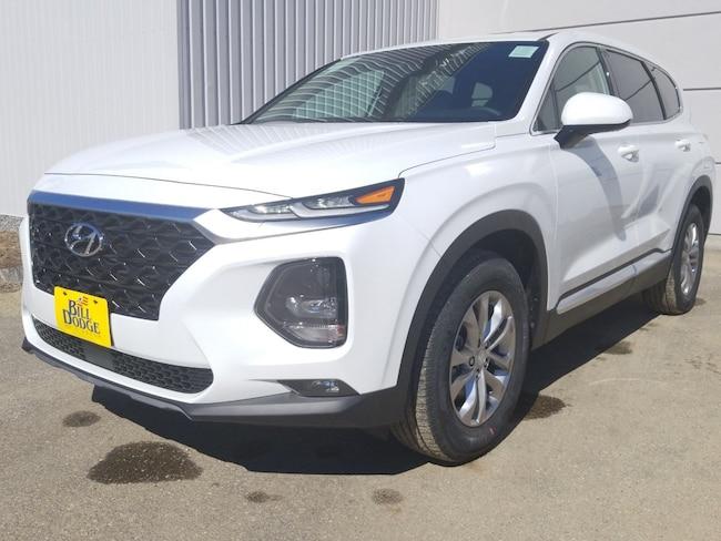 New 2019 Hyundai Santa Fe SEL 2.4 SUV for sale or lease in Brunswick, ME