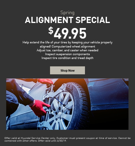 Spring Alignment Special