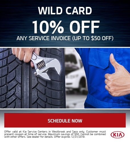 Wild Card, 10% Off Any Service Invoice (Up to $50 Off)