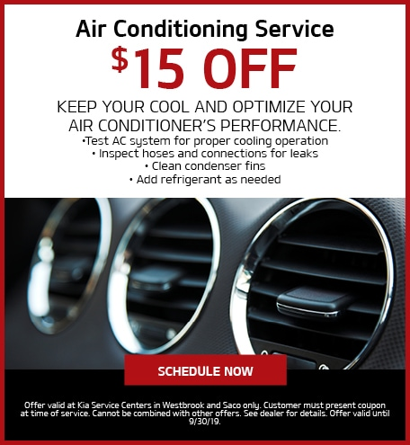 Air Conditioning Service - $15 Off