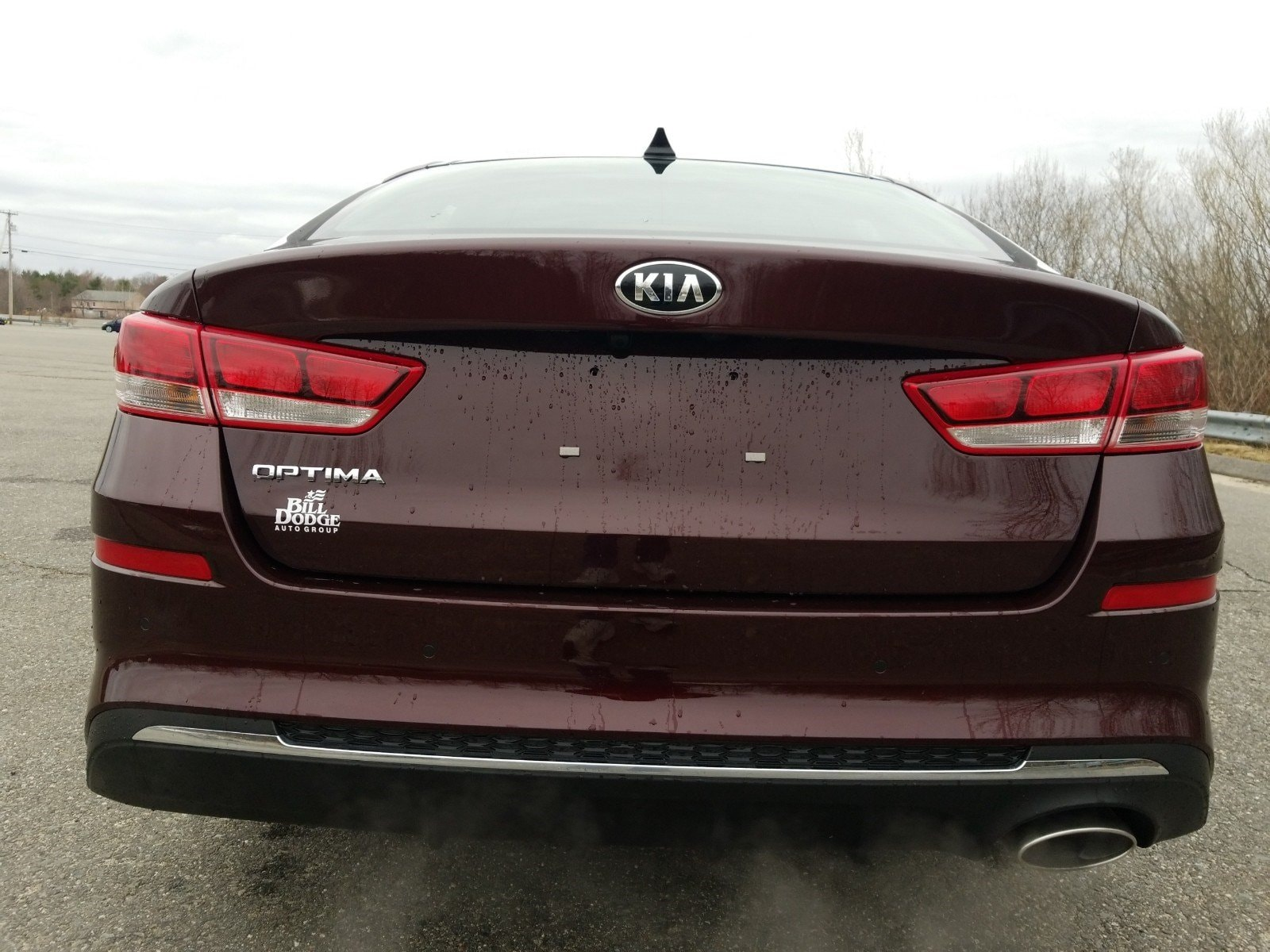 New 2019 Kia Optima For Sale at Bill Dodge Kia | VIN: 5XXGT4L39KG295023