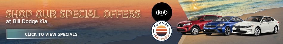 Shop Our Special Offers at Bill Dodge Kia