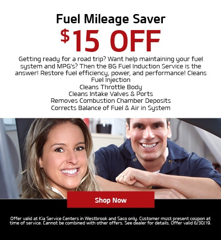 Fuel Mileage Saver Special