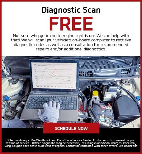 Diagnostic Scan - Free