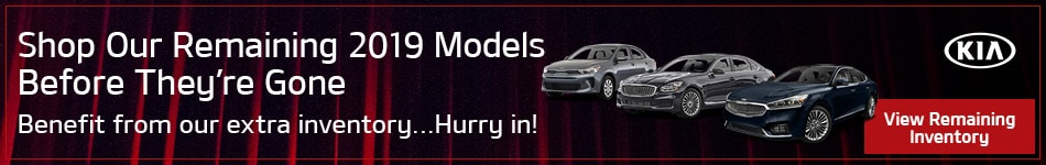 Remaining 2019 Models Must Go! - Feb