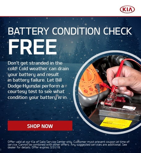 FREE Battery Condition Check