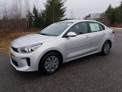 New 2020 Kia Rio S Sedan For Sale in Saco, ME