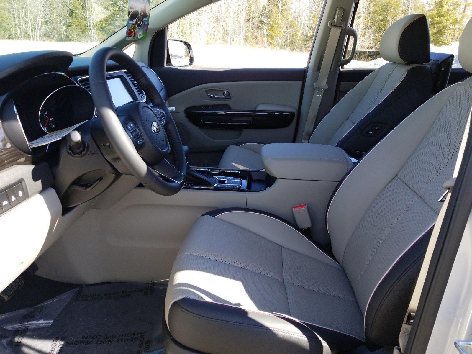 New 2019 Kia Sedona For Sale at Bill Dodge Kia   VIN: KNDMC5C10K6535677