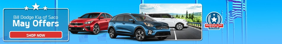 Bill Dodge Kia of Saco May Offers