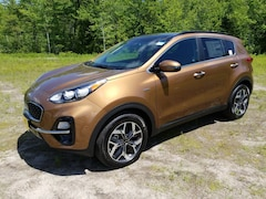 New 2020 Kia Sportage EX SUV For Sale in Westbrook, ME