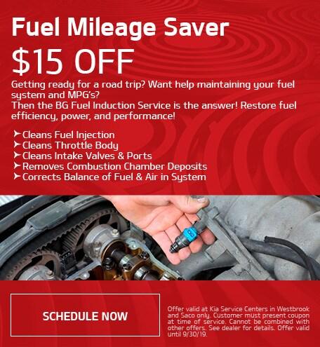 Fuel Mileage Saver - $15 Off
