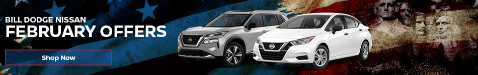 Bill Dodge Nissan February Offers