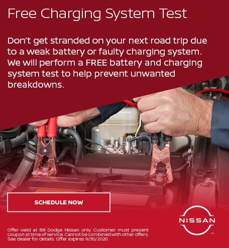 Free Charging System Test