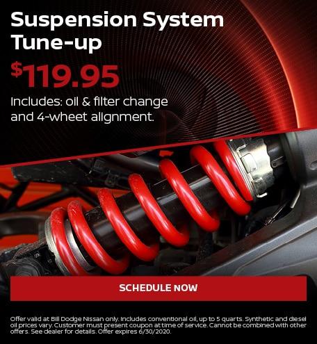 Suspension System Tune-up