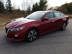 Used 2021 Nissan Altima 2.5 SL Sedan For Sale in Saco, ME