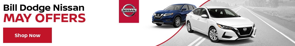 Bill Dodge Nissan May Offers