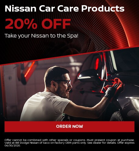 Nissan Car Care Products