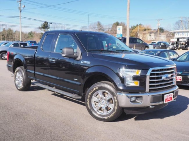 2016 Ford F-150 XLT Extended Cab Truck
