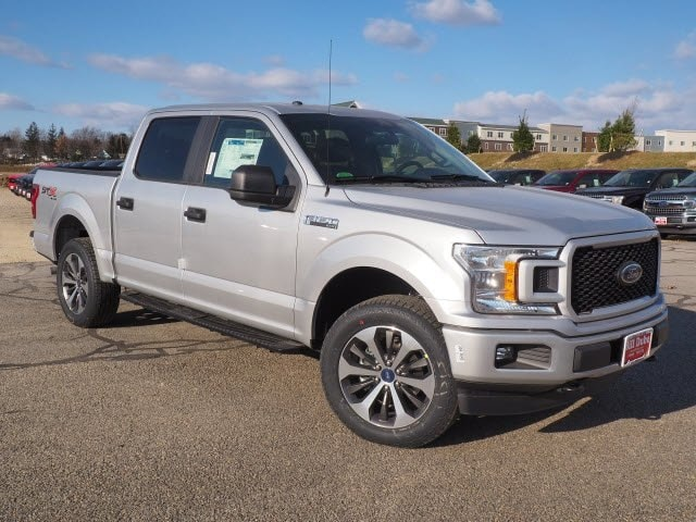 2019 Ford F-150 XL Crew Cab Short Bed Truck