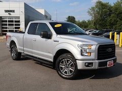 2015 Ford F-150 XLT Extended Cab Short Bed Truck