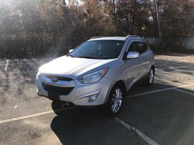 2011 Hyundai Tucson Limited w/PZEV SUV