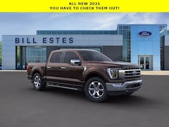 New Ford Models for sale 2021 Ford F-150 LARIAT Truck SuperCrew Cab in Brownsburg, IN