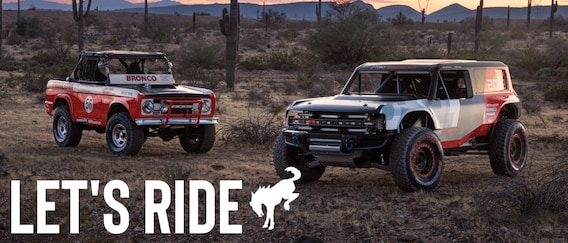2021 Ford Bronco Shop The New Ford Bronco