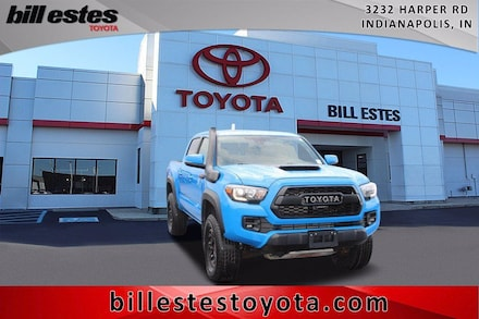 2019 Toyota Tacoma 4WD TRD Pro TRD Pro Double Cab 5' Bed V6 AT