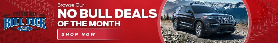Browse Our No Bull Deals of the Month