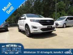 New 2018 Ford Edge Sport SUV for sale in Huntsville