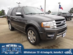 Used 2015 Ford Expedition 2WD Platinum SUV for sale in Huntsville