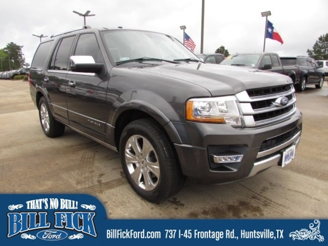Used 2015 Ford Expedition 2WD Platinum SUV Huntsville