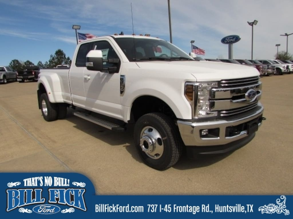 New 2019 Ford Super Duty F-350 DRW For Sale | Huntsville