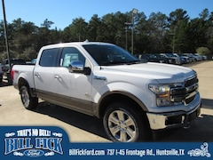 New 2019 Ford F-150 King Ranch Truck for sale in Huntsville TX