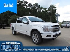 New 2018 Ford F-150 Platinum Truck for sale in Huntsville