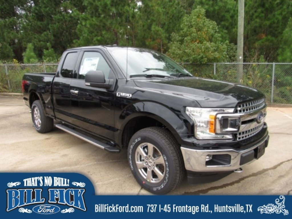 New 2018 Ford F-150 For Sale | Huntsville TXJ71822018