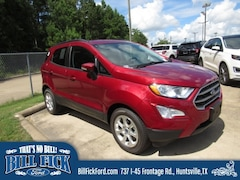 New 2018 Ford EcoSport SE SUV for sale in Huntsville